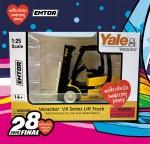 Model spalinowego czołowego wózka widłowego Yale® VX