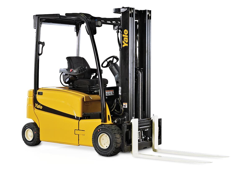 Yale ERP20VF - Czołowy Wózek Elektryczny | EMTOR