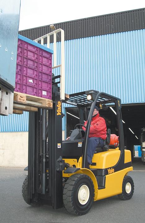 Czołowy Wózek Spalinowy GDP/GLP20-35VX - do 3500 kg | Emtor